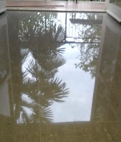 pavimento rettificato e lappato (Saronno)